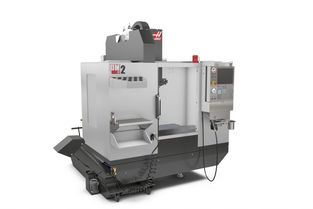 Haas DM2 Stock image