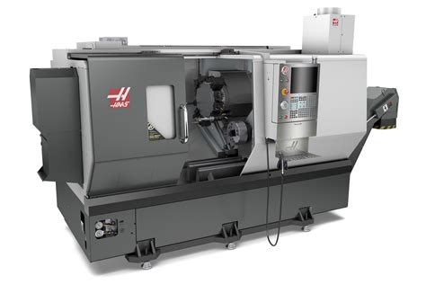 Haas DS 30Y Side stock image