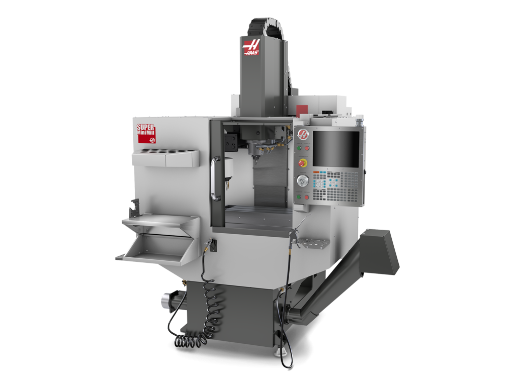 Haas Sminimill stock image