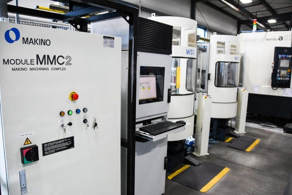 Makino A61 Module MMC2 machining center