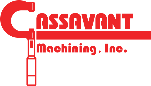 Cassavant Machining Inc logo