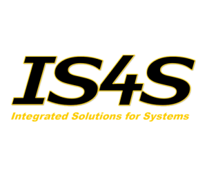 IS4S Integrated Solutions for Systems logo